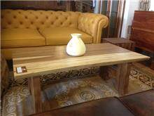 Treemium - חלומות בעץ מלא - שולחן סלון מעץ