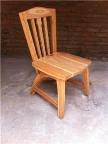 כסא מעץ אלון - Treemium - חלומות בעץ מלא