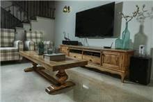 שולחן סלון מרהיב - Treemium - חלומות בעץ מלא