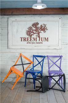 כסאות אוכל אופנתיים - Treemium - חלומות בעץ מלא