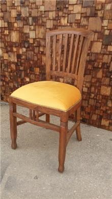 כסא עץ מלא ייחודי - Treemium - חלומות בעץ מלא