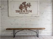 ספסל גושני - Treemium - חלומות בעץ מלא
