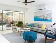 עיצוב בית בצפון תל אביב