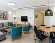 עיצוב דירה בשיכון ותיקים ברמת גן