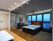 עיצוב דירה תל אביבית עם נוף לים