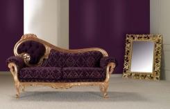 ספה מעוטרת - רהיטי מוביליה