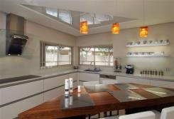 חלון בלגי רחב למטבח - קליל