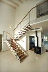 מדרגות מעוצבות - קו נבון