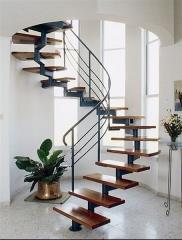 מדרגות מפותלות - קו נבון