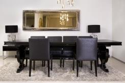 שולחן אוכל יוקרתי - זהבי גלרייה לעיצוב