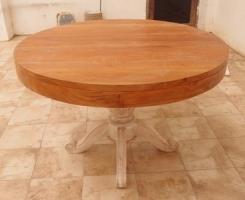 שולחן מעץ מלא לפינת אוכל - Treemium - חלומות בעץ מלא