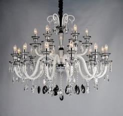 נברשת קריסטל - ברק תאורה