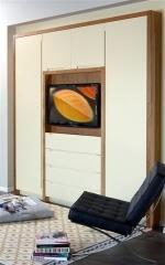 ארון קיר עם חלל לפלזמה - מטבחי רגבה