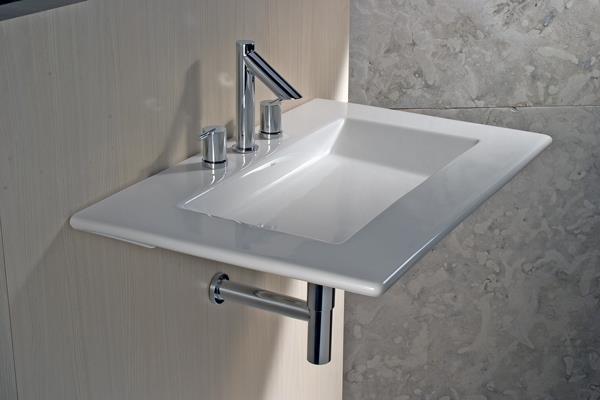 כיור אלגנטי לאמבטיה - חלמיש