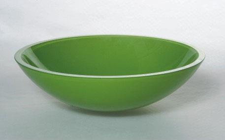 כיור ירוק לאמבטיה - חלמיש