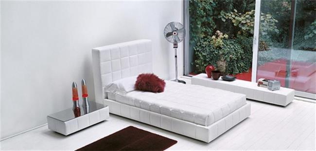 מיטת יחיד יוקרתית - נטורה רהיטי יוקרה
