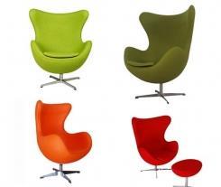 כסא מרופד בצבעים שונים - היבואנים