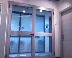 דלת פתיחה AD65 - אלובין