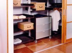 חדרי ארונות בגדים - מטבחי רגבה