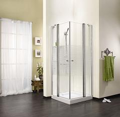 מקלחון פינתי לאמבטיה - חמת מקלחונים