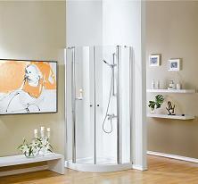 מקלחון אמבטיה מעוגל - חמת מקלחונים