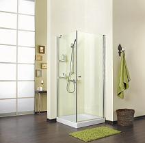 מקלחון פינתי של חמת - חמת מקלחונים