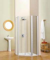 מקלחון זכוכית קטום - חמת מקלחונים