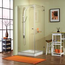 מקלחון שקוף - חמת מקלחונים