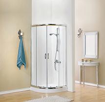 מקלחון הזזה מעוגל - חמת מקלחונים