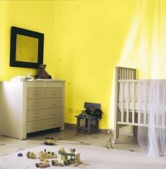 צבע טבעי לחדר תינוקות - נירלט