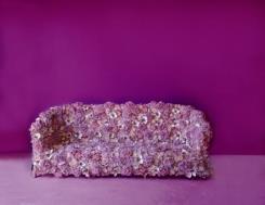 צבע לקיר בגוון סגול - נירלט