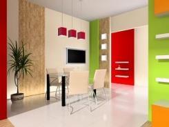 סוגי צבעים לקירות הבית - נירלט