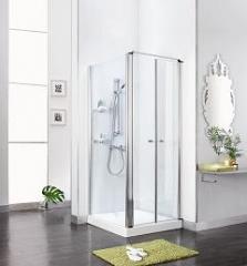 מקלחון פינתי מעוצב - חמת מקלחונים