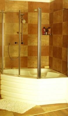 אמבטיון לאמבטיה פינתית - מאיר המהיר