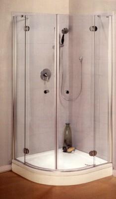 מקלחון פינתי 2 דלתות - מאיר המהיר