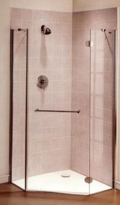 מקלחון פינתי מיוחד - מאיר המהיר