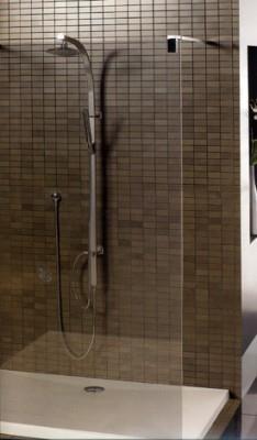 מקלחון מרובע מעוצב - מאיר המהיר