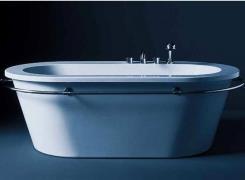 אמבטיות free standing - חלמיש