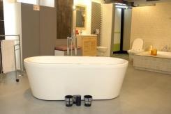 אמבטיות עומדות - חלמיש
