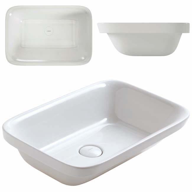 כיור מעוצב לאמבטיה - חלמיש