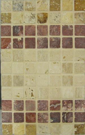 פסיפס אבן - חלמיש