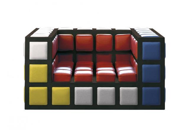 ספה צבעונית - חלמיש