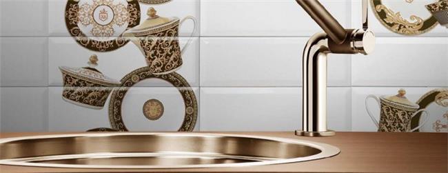אריחים  מעוצבים למטבח דגם C30-17 - חלמיש