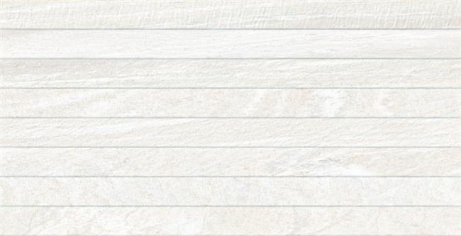 אריחים דמוי תריס לבן - חלמיש