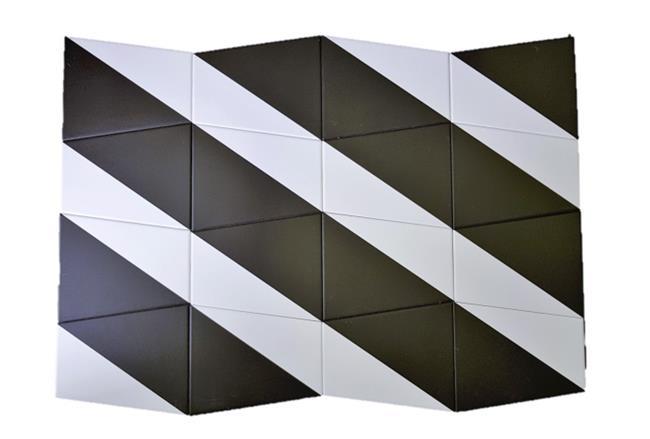 אריח לקיר פרמידה 1011985 - חלמיש