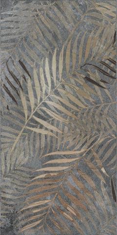 טפט ענפים רקע אפור 2301005-1 - חלמיש