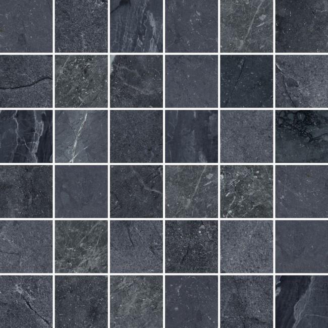 פורצלן דמוי שיש שחור 1012134 - חלמיש