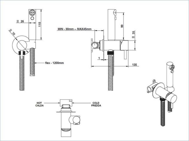 אינטרפוץ  3 - דגם 32916 - חלמיש