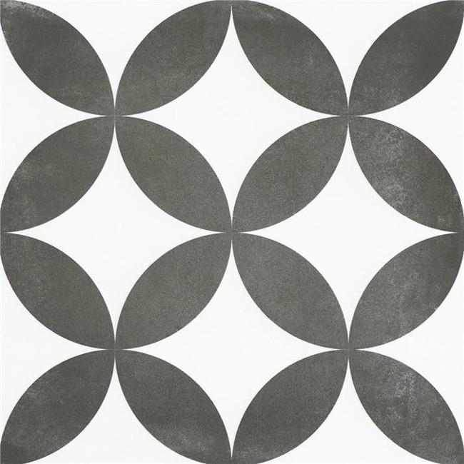 אריח פרוצלן גאומטרי דגם 1002512 - חלמיש