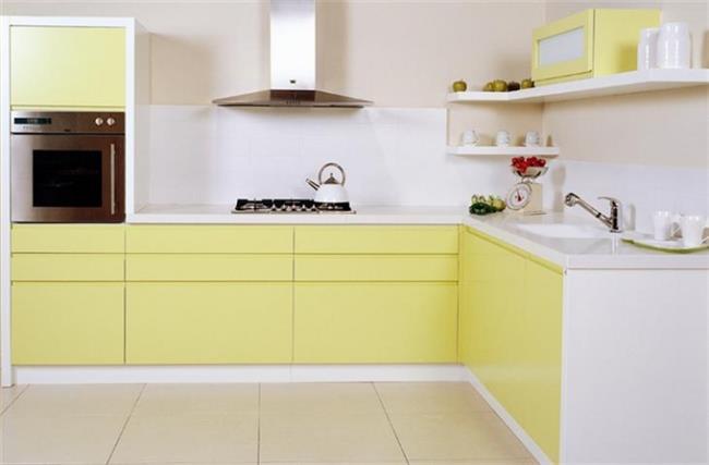 מטבח צבעוני - פז מטבחים